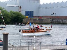 Flotilla at the Commonwealth Games.