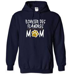 BOUVIER DES FLANDRES mom love dog