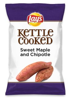 Wouldn't Sweet Maple and Chipotle be yummy as a chip? Lay's Do Us A Flavor is back, and the search is on for the yummiest flavor idea. Create a flavor, choose a chip and you could win $1 million! https://www.dousaflavor.com See Rules.