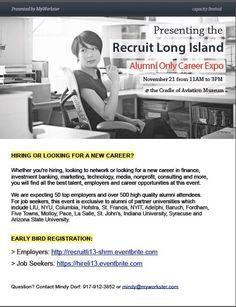 #humanresources @recruitli #collegealumni #careerexpo #longisland #hofstra #baruch #fordham #LIU #NYU #nyit #talent #shrm