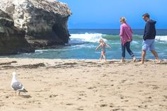 California Dreaming: Planning a Family Vacation to Santa Cruz | Camels & Chocolate | Bloglovin'