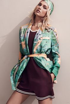 SEE THE H&M STUDIO SPRING 2015 COLLECTION FEATURING CHIC RESORT WEAR