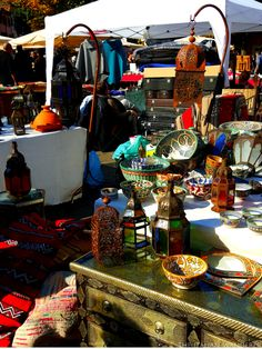 Vintage and Antiques Market of Verona