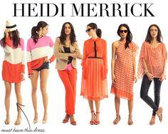 Heidi Merrick S/S 2012