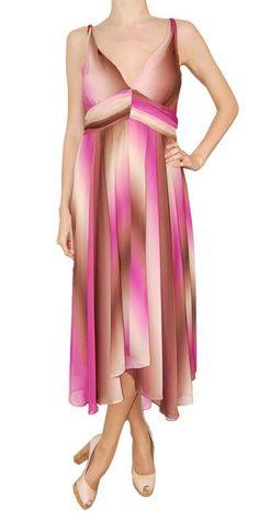 THAT SPECIAL DRESS - ARIELLA - Soft dip-dye dress