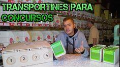 TRANSPORTINES PARA CONCURSO || VARIOS MODELOS.