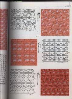 from Crochet design 200 Granny Square Häkelanleitung, Granny Square Crochet Pattern, Crochet Diagram, Freeform Crochet, Crochet Stitches Patterns, Crochet Chart, Crochet Motif, Crochet Designs, Crochet Lace