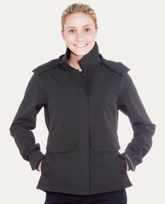 Breathable and Waterproof Jacket - Pinnacle Jacket | Noble Outfitters