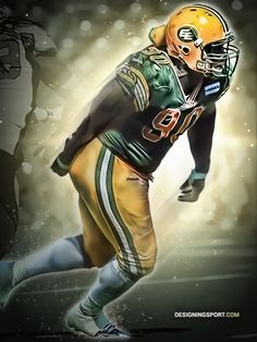 Almondo Sewell, Edmonton Eskimos Empire, Sports Art, Champions, Marvel Dc, Star Wars, Fan Art, Football, Stars, Boys