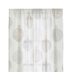 Sunita Curtains | Crate and Barrel