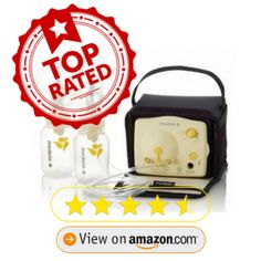 top rated breast pump on amazon