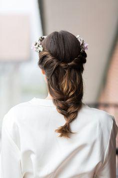 10 ideas para acertar con tu peinado de novia - Vi & Bi Tocados y coronas para bodas Tienda online y taller en Santander