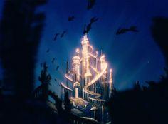 Disney Movies Castles