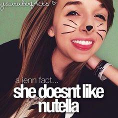 A Jenn fact.