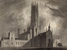 Fonthill Abbey, Wiltshire.