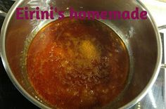 Eirini's homemade: Χαλβάς Φαρσάλων