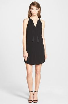 cooper+&+ella+'Layla'+Tassel+Sleeveless+Dress+available+at+#Nordstrom