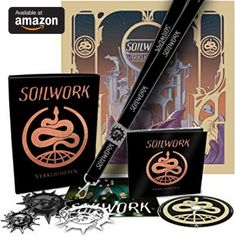 New album coming soon by Heavy Metal band - Soilwork - Verkligheten (Limited Edition Box Set) [Amazon exclusive] Available for pre-order. Release date - January 11th - 2019. Heavy Metal Bands, Release Date, January, Album, Amazon, Box, Riding Habit, Amazon River, Metal Music Bands