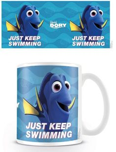 Disney Finding Dory Just Keep Swimming - Mok