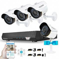 Video Surveillance H.265 Poe Outdoor 1080p 2.8-12mm Zoom Ip Camera 36 Led Hd 2.0mp Waterproof Security Camera Onvif Night Vision P2p Cctv Security & Protection