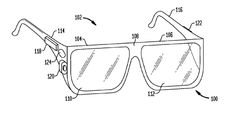 Today, computers are small enough to wear. (Google Glass patent)