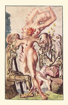 Salvador Dali, illustration for a book of essays by Michel De Montaigne Dali Quotes, Salvador Dali Paintings, Michel De Montaigne, Vintage Illustration Art, Surrealism Painting, Spanish Artists, Magritte, Surreal Art, Artist Art