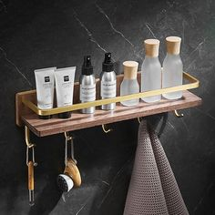 Bathroom Stuff, Bathroom Wall, Perforation, Hanging Towels, Wall Mount, Shelving, Design, Products, Home Decor
