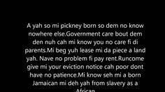 Vybz Kartel Poor People Land Lyrics