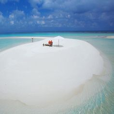 Relieving the winter blues - Maldives