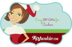Easy DIY Gifts for Teachers