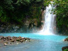 Rio Celeste in Costa Rica - most amazing place on Earth!