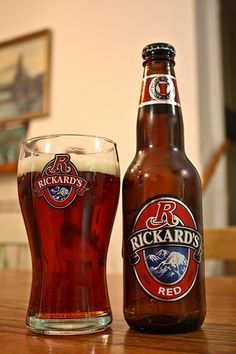 Rickard's Red (#211) - Canada - very good beer we had on vacation but have not been able to find it in the States. (Molson Coors)