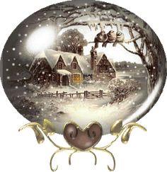 Globus weihnachten globen