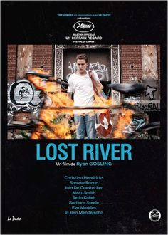 Lost River #film | Very far from perfect - so many art house/hipster long shots - but not enjoyable and good performances. Great début from Gosling.