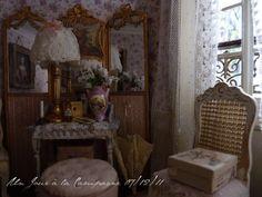 *♥ Atelier de Léa - Un Jour à la Campagne ♥*: Villa des Roses Pink French bedroom