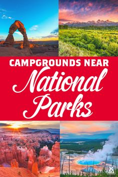 simpliRV favorite: Find KOA Campgrounds Near National Parks Camping Places, Camping Spots, Camping And Hiking, Rv Camping, Yosemite Camping, Camping Stuff, Camping Outdoors, Glamping, Backpacking