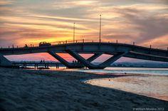 ¡Punta del Este Increíble! -                      Puente ondulante LA BARRA