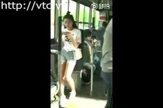 Chàng trai chân yếu tay mềm trộm đồ trên xe buýt và cái kết :(