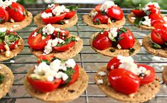 Did you know that amaranth is a superseed, just like quinoa? These easy herbed amaranth crackers are the perfect base for a delightful tomato bruschetta. By Lauren Arps