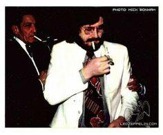 Bonzo photo taken by Mick Bonham, 1978