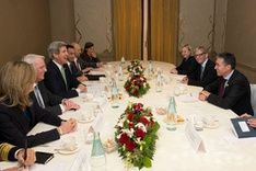 #US, #EU, #NATO: Kerry's Trilateral Banquet In Rome