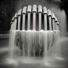 Fuente de agua... aconchada