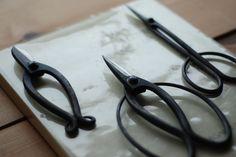 japanese iron bonsai scissors