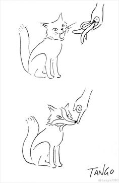 Minimal Imagination Can Lead To Great Happiness, Illustrated In 15 Cute Comics.