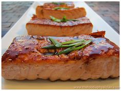 Ginger Soy Glazed Salmon (Physician Foodie)