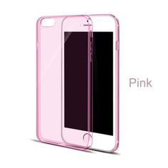 TPU Ultra Thin Clear Transparent Soft TPU Silicone Silicon Back Cover Case For iPhone 7 Cases Coque Fundas Capa