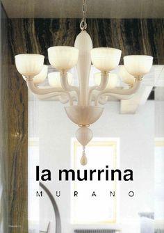 on wevux.it THE DESIGN BLOG-ITALIAN BUSINESS, Luxury brand for interior design from Italy. Have look! LA murrina venezia lampadari luce light chandelier
