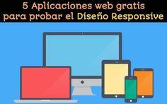 Es importante que nuestra página o aplicación web sea responsive. Te presento 5 páginas gratis para probar cómo se ve una web en distintos dispositivos.