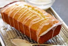 This lemon cake from Ina Garten, a classic, old-fashioned pound cake, is delightfully tingly with lemon flavor and drizzled with sweet-tart lemon glaze. One of the best cakes out there. Serve it with lemon curd and fresh raspberries.