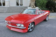 1965 Chevrolet Corvair V8 Small Block Chevy Chevrolet